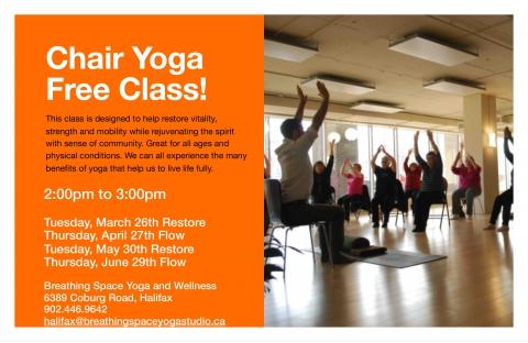 Yoga Workshops In Halifax
