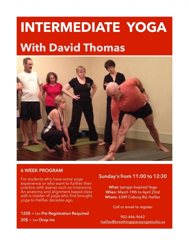 Yoga Studio Programs in Halifax